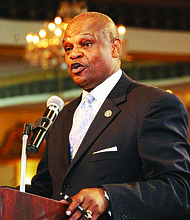 Lou Fields President/CEO of the Baltimore African-American Tourism Council