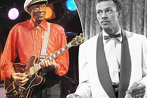 Chuck Berry is considered the King of Rock-N-Roll by many of his legendary admirers.