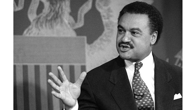 Ron Brown was the first African American to head The Democratic Party.