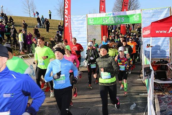 Over 1,700 runners! Over 200 Volunteers!