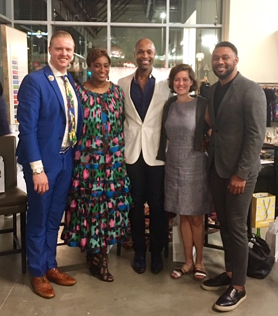 The Fashion Group International of Houston, Inc. (FGI) hosted its biannual Trends event to educate its members and guests on ...