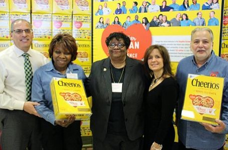 Annual ShopRite Partners In Caring Cheerios Contest raises $1.4 million to fight hunger