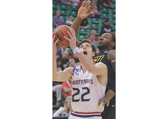 What goes up doesn't necessarily have to come down — or so it seems with Virginia Commonwealth University hoops. The ...