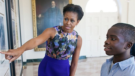 If you have been jonesing for Michelle Obama – and who hasn't these days – you will be happy to ...