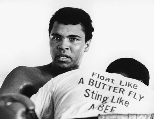 The late Muhammad Ali is getting the Ken Burns treatment.