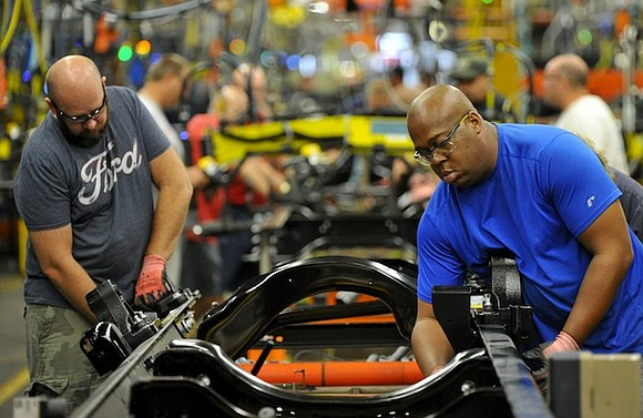 Ford said Tuesday it is investing $1.2 billion in three Michigan facilities.