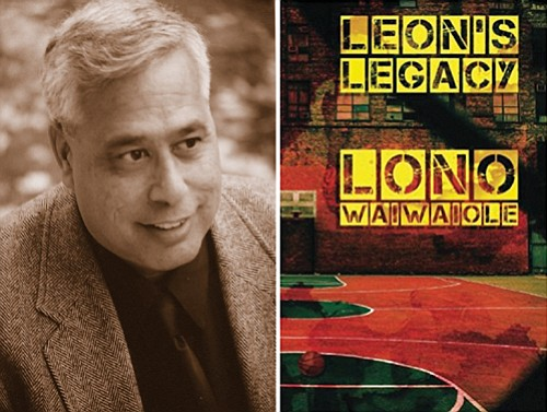 Basketball culture and gangs are once again intertwined in the latest fictional work by Portland author and retired teacher Lono ...