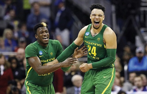 Oregon faces North Carolina in the NCAA tournament Saturday, the first trip to the Final Four for the U of ...