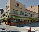 Applebee's former location on W. 125th Street and Fifth Avenue