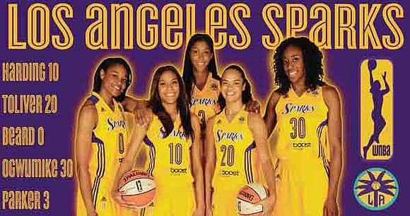 Reigning WNBA Champion Los Angeles Sparks announced its 2017 preseason schedule. Preseason tip off will have the Sparks on the ...