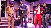 CARL PAYNE, BILL BELLAMY, LISARAYE AND LAMYIA GOOD IN MARRIED BUT SINGLE TOO -PHOTO CREDIT - MONICA MORGAN (IT IS DONE COMMUNICATIONS)