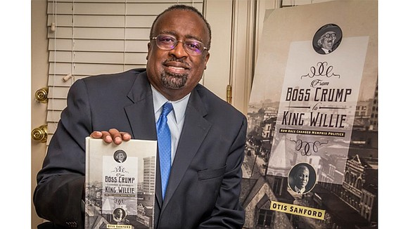 "A conversation about ""From Boss Crump to King Willie: How Race Changed Memphis Politics."""