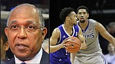Left: Tubby Smith