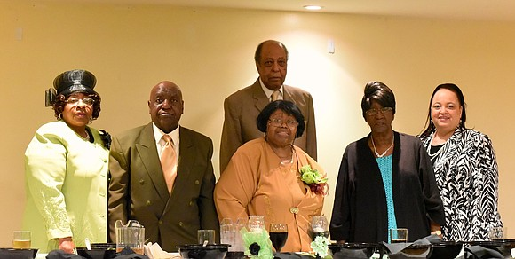 Saturday, March 25, 2017, Stephen Community African Methodist Episcopal Church and the Harlem community held an appreciation luncheon to honor ...