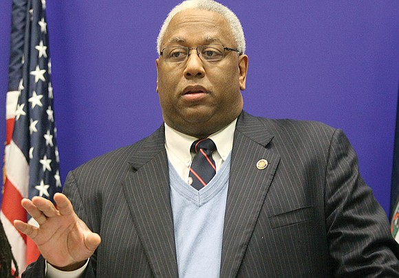 Congressman A. Donald McEachin has asked the U.S. Department of Education to investigate the disproportionately high suspension rates for African-American ...