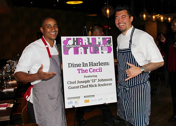 Last week, co-founders Marcus Samuelsson and Herb Karlitz announced that ticket sales have begun for the third annual Harlem EatUp! ...