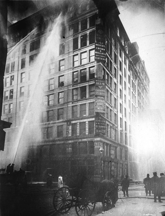 Last Saturday, labor leaders and community members gathered to honor the 106th anniversary of the Triangle Shirtwaist Fire.