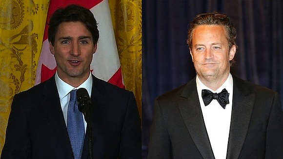 Justin Trudeau has three words for actor Matthew Perry: Bring. It. On. The Canadian Prime Minister wants a rematch of ...