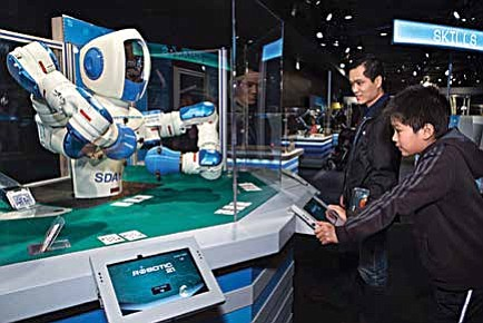 The Museum of Science and Industry (MSI), located on 5700 S. Lake Shore Drive, is celebrating the exciting field of ...