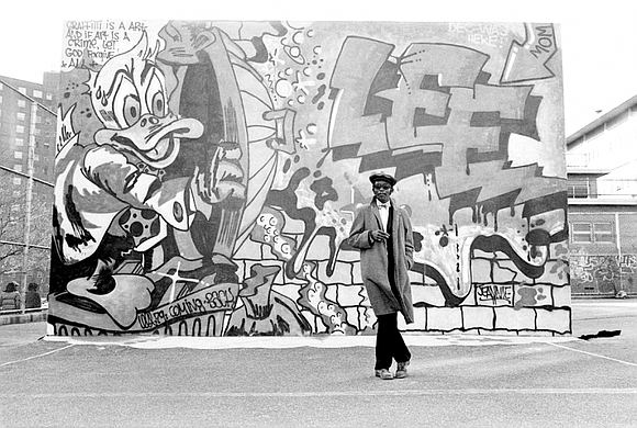Artist, rapper, composer and television host, Fab 5 Freddy, whose given name is Fred Brathwaite, will be in conversation with ...