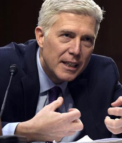 On January 31, President Trump nominated Judge Neil Gorsuch for Associate Justice of the Supreme Court. If confirmed, Gorsuch's lifelong ...