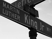 A Man Not Forgotten…  There are over 900 streets worldwide named after King. Forty U.S. states have at least one Martin Luther King Jr.- named street of their own.