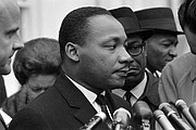 A Man Who Took Things Seriously…  Although Martin Luther King Jr. was only 39 at the time of his death, autopsy results revealed the he had the heart of a 60-year old. Doctors believed this was a result of stress.