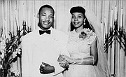 A Man of Love (and Ingenuity) …  When King married his wife Coretta, the newlyweds were rejected by a whites-only hotel. The couple opted to spend their wedding night at a Black-owned funeral home.