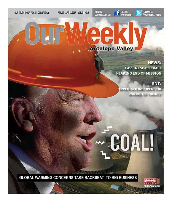 "With a ""new era"" of energy production given credence with President Donald Trump's executive order to help revive the coal ..."