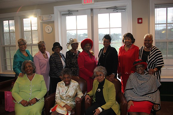 Leah's Book Club held the 7th annual Irene Bennett Reid Memorial Tea on Sunday, March 19 at the Rawlings-Fulton Clubhouse ...