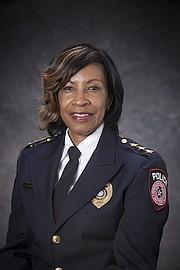METRO Police Chief Vera Bumpers