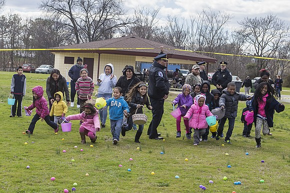 Putting Communities Together Inc. will host its 5th Annual Easter Egg Hunt and Celebration from 2 to 6 p.m. Saturday, ...