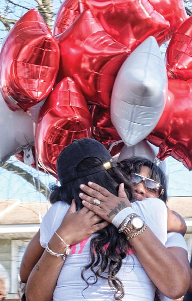 In memory and tears //