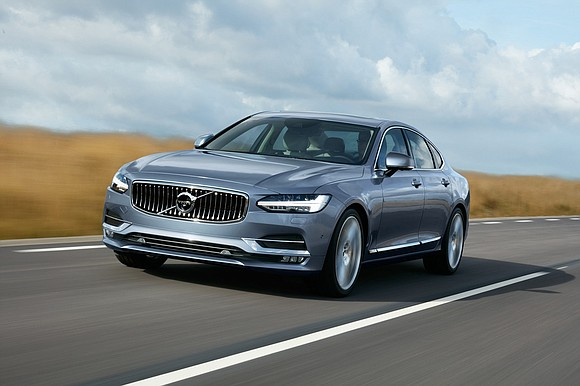 While at a gathering during our week-long test drive of the 2017 Volvo S90, a friend commented that he didn't ...