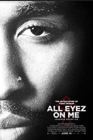 Experience The Untold Story… The New Trailer for the Tupac Biopic, ALL EYEZ ON ME, is finally here!s