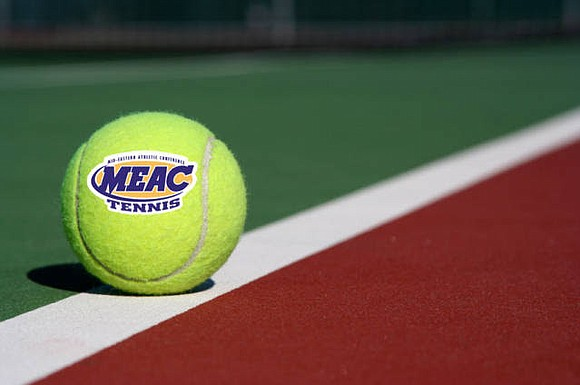 MEAC Tennis Recap, April 7-9