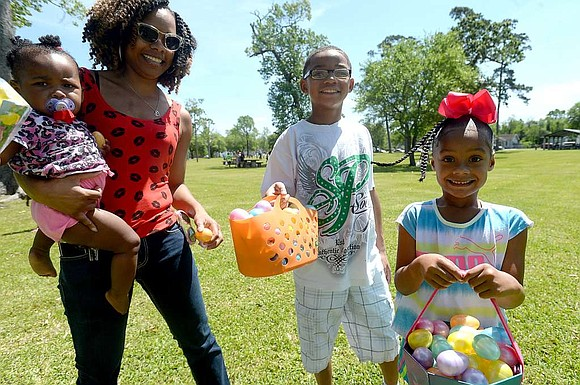 A local charity invites families and individuals in need to join them for an Easter Sunday picnic at Peninsula Park ...