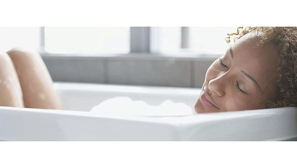 Researchers have discovered that relaxing in the hot bath burned 130 calories, roughly the same amount burned during a 30-minute ...