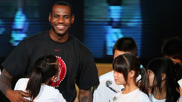 LeBron James has put Akron, Ohio on his back. On Tuesday, the Cleveland Cavaliers mega star announced that he will ...