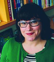 Portland city commissioner Chloe Eudaly