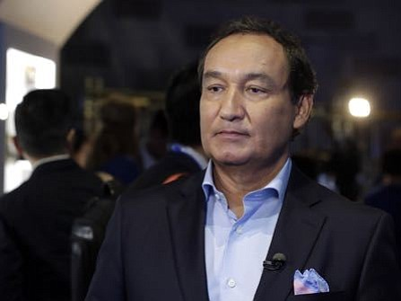 """It was a system failure,"" said CEO Oscar Munoz in response to a reporter's question on Tuesday. ""There was never ..."