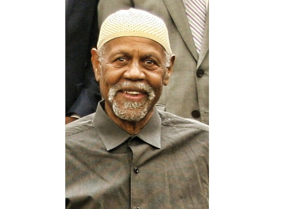 Fattah Muhammad began marching in the streets of several North Side and East End neighborhoods in 1980 to help end ...