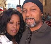 Karen Elaine Smith and Cedric Anderson