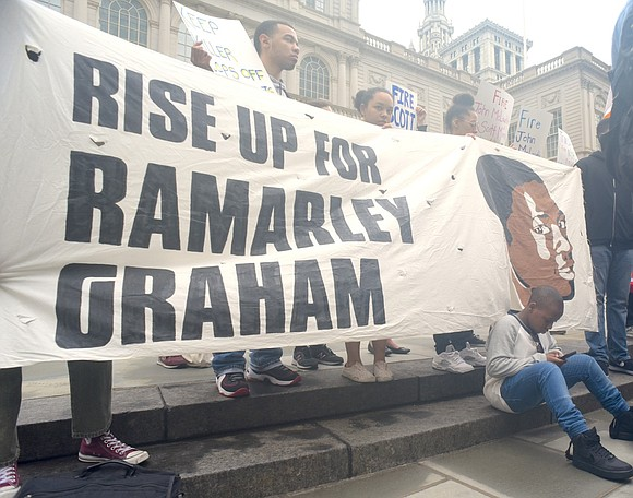 Wednesday, April 12, the family of Ramarley Graham and several supporting organizations announced the filing of a lawsuit against the ...