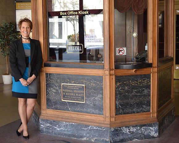 As she steps in to the role as the new Executive Director for the Rialto Square Theatre, Valerie Devine hopes ...