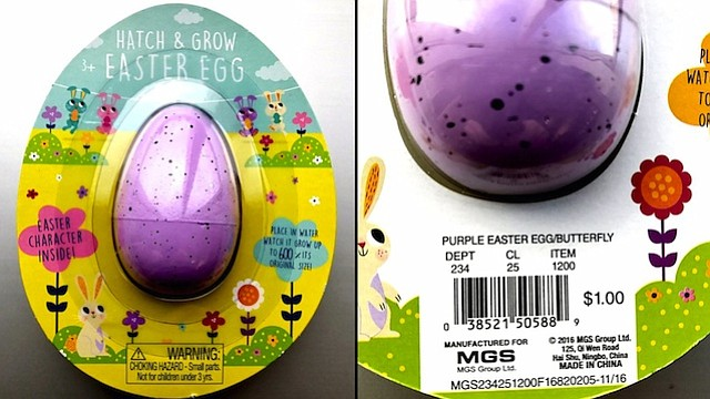 Toys Easter Magazine : Target recalls easter toys due to serious ingestion