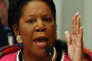 Congresswoman Sheila Jackson Lee