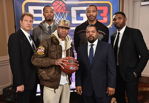 Last month, Ice Cube announced that the BIG3 League would be tipping off on June 25th at the Barclays Center ...