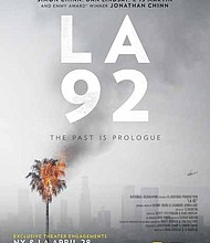 National Geographic Documentary Films presents LA 92, a riveting look back at the