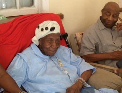 How to be the oldest person in the world? Don't drink rum, according to 117-year-old Jamaican Violet-Mosse Brown, recently dubbed ...
